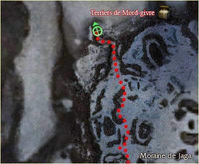 6.Terriers de Mord-givre Carte
