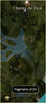 Donjon : Fragment d'Orr [nain] Carte
